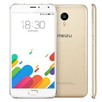 Смартфон Meizu M3 Note 16Gb Gold CDMA+GSM M681C: Экран 5.5 , (1080x1800), Процессор 1800 ГГц (8 ядер