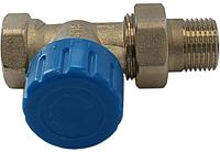 Термостатический клапан (прямой) Schlosser DN 15 GZ 1/2xGW1/2 (601200004)