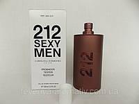 Тестер Туалетная вода Carolina Herrera 212 Sexy Men 100мл