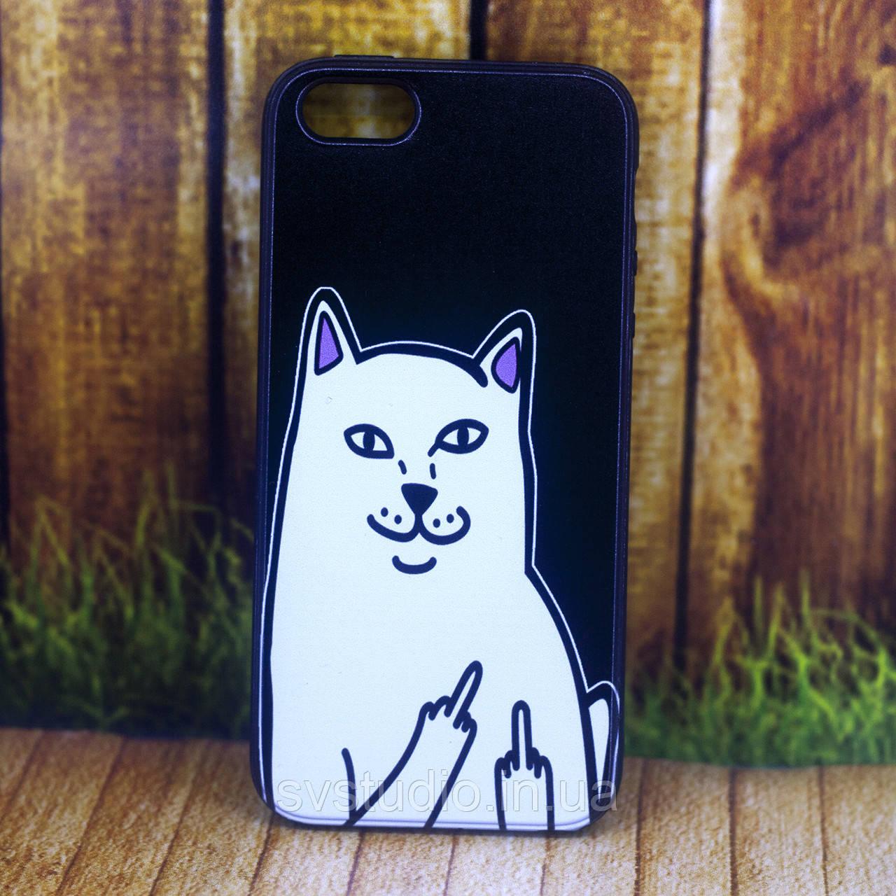 """Чехол бампер для Iphone 5 с рисунком,силиконовый - Интернет-Магазин """"With Style"""" в Мелитополе"""