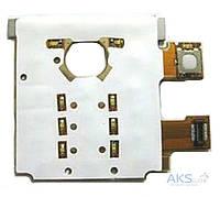 Шлейф для Sony Ericsson K750 с клавиатурным модулем и кнопкой камеры