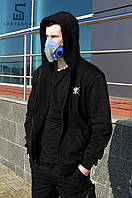 Черный мужской зиппер ТУР Kronos, фото 1