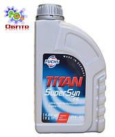 Масло моторное синтетическое Fuchs Titan Supersyn FE 0w-30, 1л