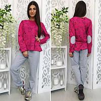 Женская модная пижама ВЧ363