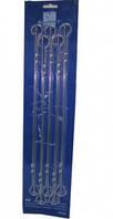 Набір шампурів 10шт (довжина 40см.) 1107981 Berg Hoff ПП