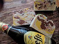 Мыло, сваренное на пиве
