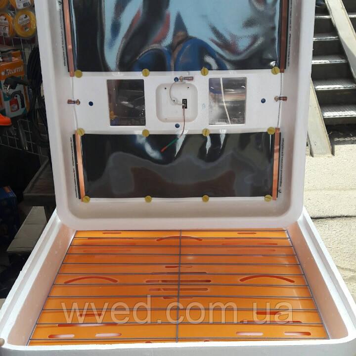 Инкубатор Рябушка 150 яиц Smart цифровой с механическим переворотом