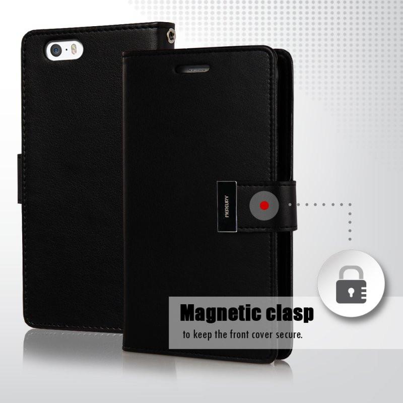 Чехол книжка Xiaomi Note 4 Goospery Rich Diary Wallet