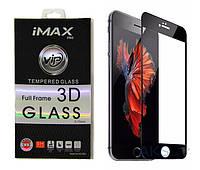 Защитное стекло IMAX Curved 3D Full Frame Apple iPhone 7 Plus Black