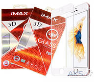 Защитное стекло IMAX 3D glass Apple iPhone 6 plus, iPhone 6S Plus White