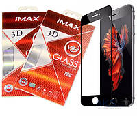Защитное стекло IMAX 3D glass Apple iPhone 6, iPhone 6S Black