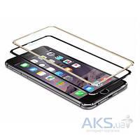 Защитное стекло IMAX 3D Metal Full Frame Apple iPhone 6, iPhone 6S Black