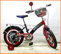 Велосипед для мальчика 5 лет | Пожарник 16