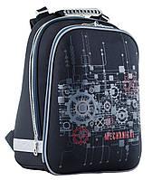 553353 Рюкзак каркасний H-12 Mechanical, 38*29*15