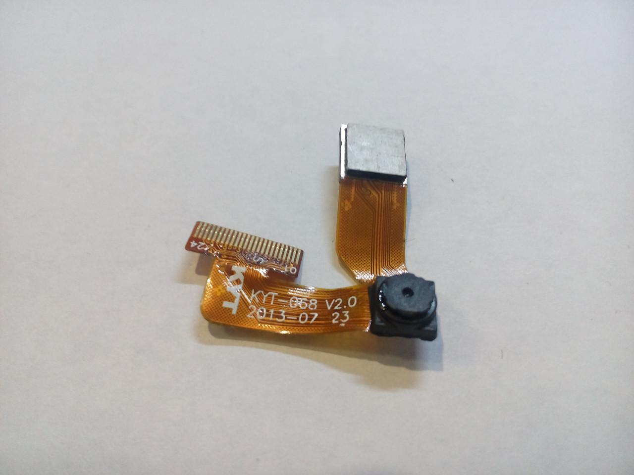 Камера для планшета двойная 24 pin KYT-068 V2.0