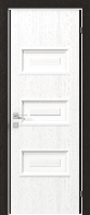 """Дверное полотно """"Aero"""" полустекло"""