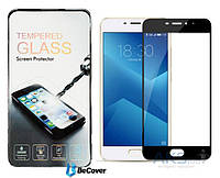 Защитное стекло BeCover 3D Full Cover Meizu M5 Note Black (701068)