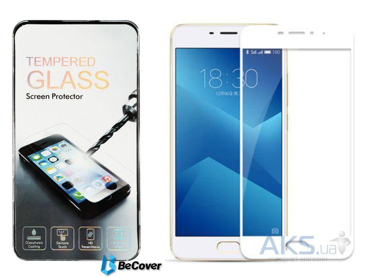 Защитное стекло BeCover 3D Full Cover Xiaomi Mi Mix White (701067)