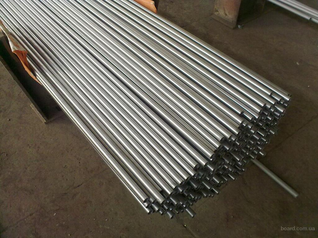 Труба титановая 22х2,5 ВТ6 порезка доставка цена