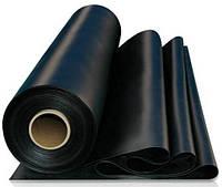 Пленка ПВХ для прудов черная IZOFOL 1мм, ширина - 4м, 6м (Польша)