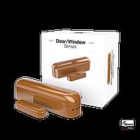 Датчик открытия двери/окна коричневый FIBARO Door/Window Sensor Truffle surprise — FIBEFGK-106-ZW5