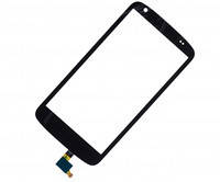 Сенсор (Touch screen) HTC 326G Desire Dual Sim черный