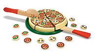 Пицца - деревянный набор