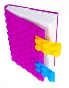 Блокнот LEGO силиконовый A5 Blocks Notebook