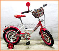 Велосипед детский TILLY Автоледі 14 дюймов