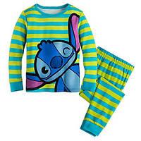 """Пижама детская для девочки """"Стич"""", (размеры: 5,6,7,8):"""
