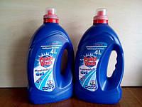 Гель для стирки Power wash 4 литр