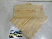 Пол доска 27х135х3000 ЭКСТРА, Сибирская лиственница, шпунтованная, настил деревянный