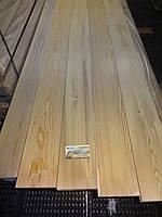 Пол доска 27х135х2500 ЭКСТРА, Сибирская лиственница, шпунтовка, настил деревянный