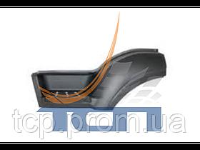 Подножка левая IVECO STRALIS AD/AT1 2002-2006 T240011 ТСП