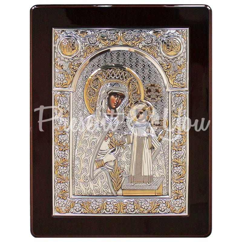 Икона Божией Матери Цесарская Slevori, 40,5х32 см