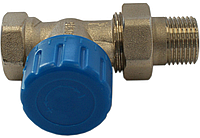 Термостатический клапан (прямой) Schlosser DN 15 GZ 1/2x M22 x 1,5 GZ (601200009) прямой