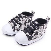 Детские кеды,кроссовки-пинетки.Первая обувь для малышей., фото 1