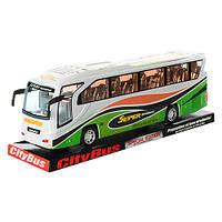 Детская инерционная машинка автобус 3088C, музыка, свет,