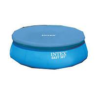 Тент для надувных бассейнов диаметром 366 сантиметров 280220 Intex