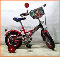 Велосипед TILLY Пожежник 12 дюймов, арт. T-21224
