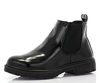 Удобные ботинки на резинке весна,осень