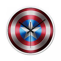 Настенные часы «Капитан Америка»
