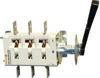 Выключатель-разъединитель ВР32 с камерой 400А  (рубильник перекидной)