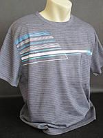 Мужские футболки из плотного трикотажа.