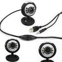 USB вебкамера веб-web-камера с микрофоном