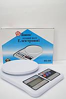 Весы кухонные Domotec SF- 400 10кг с сбросом тары