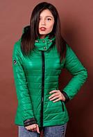 Женская куртка утепленная на синтепоне