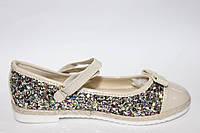 Стильные детские туфли BellaParis (Польша), размер 28