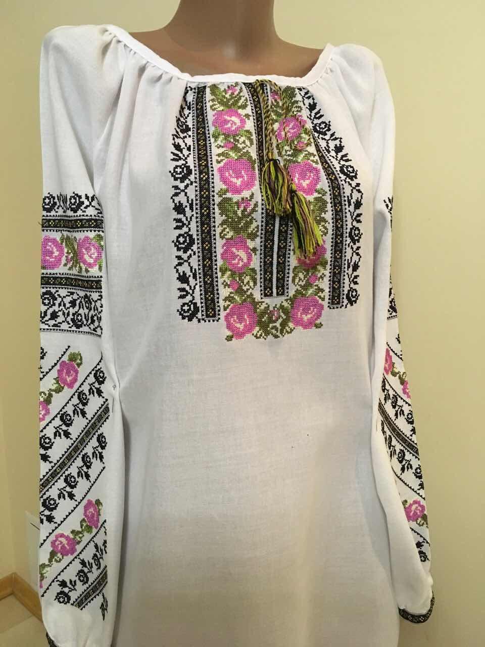 Вишита сорочка жіноча домоткане полотно - Скарбниця Карпат- інтернет  магазин виробів ручної роботи в Ивано 9aa5727de2c98