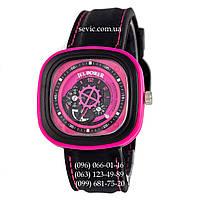 Наручные часы Sevenfriday Pink - Black